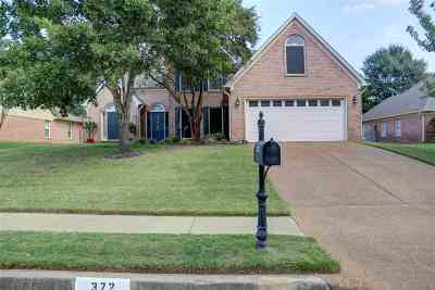 Memphis Single Family Home For Sale: 372 Mysen