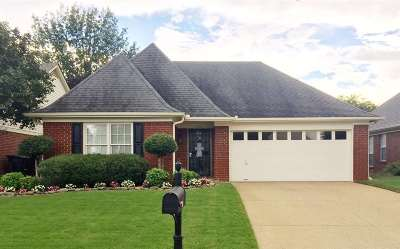 Collierville Single Family Home For Sale: 1179 Scarlet Tanager
