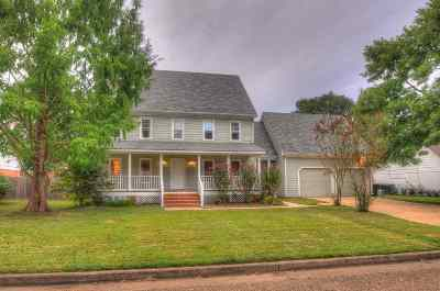 Collierville Single Family Home For Sale: 458 Old Oak