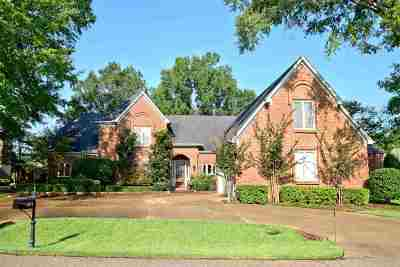 Germantown TN Single Family Home For Sale: $638,000