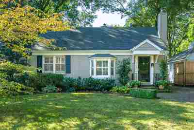Memphis Single Family Home For Sale: 3149 Cowden