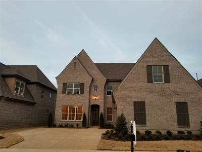 Collierville Single Family Home For Sale: 10084 Winding Cross