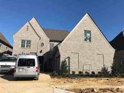 Collierville Single Family Home For Sale: 10090 Winding Cross