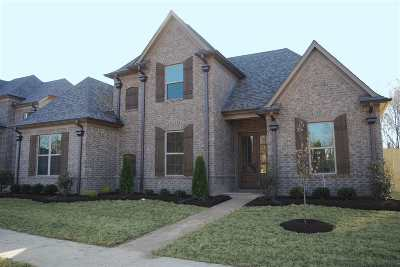 Olive Branch Single Family Home For Sale: 5315 Stonecrest