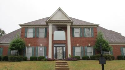 Cordova Single Family Home For Sale: 8932 Radnor