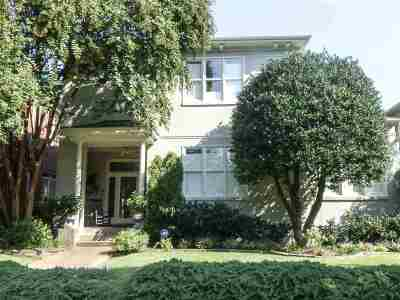 Memphis Single Family Home For Sale: 1826 Autumn