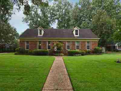 Memphis Single Family Home For Sale: 5877 Brierfield