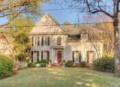 Memphis Single Family Home For Sale: 232 S Reese