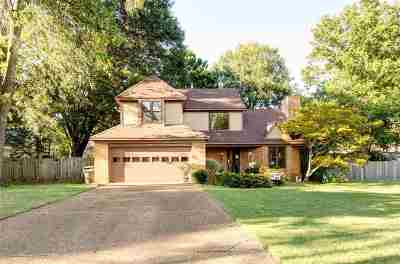 Collierville Single Family Home For Sale: 814 Glaze