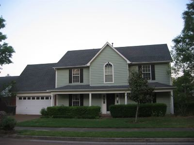 Collierville Single Family Home For Sale: 1457 Milestone