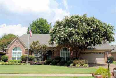 Bartlett Single Family Home For Sale: 6642 Stonetrace