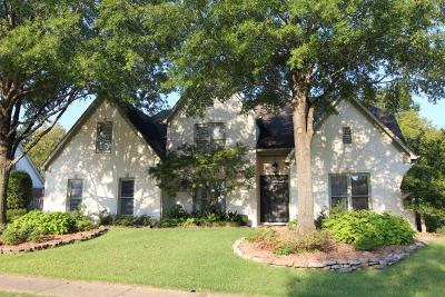 Collierville Single Family Home For Sale: 1783 Percy