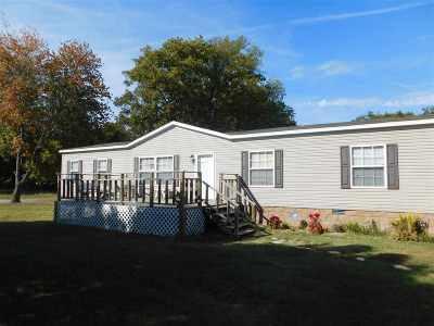 Halls Single Family Home For Sale: 402 E Tigrett