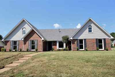 Memphis Single Family Home For Sale: 625 S Featherwind