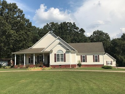 Savannah Single Family Home For Sale: 585 Phelps