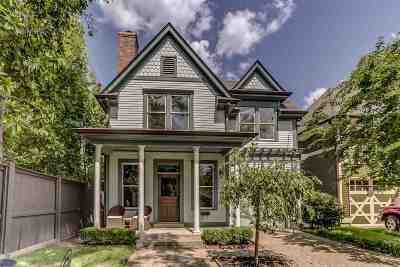 Memphis Single Family Home For Sale: 1816 Victorian