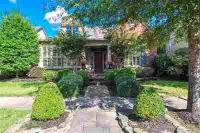Collierville Single Family Home For Sale: 302 E Colbert