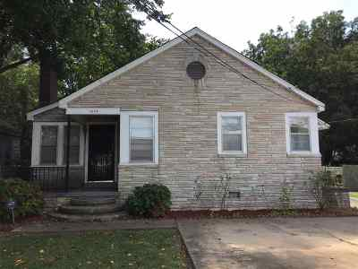 Memphis Single Family Home For Sale: 3523 Given