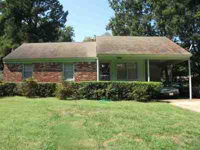 Memphis Single Family Home For Sale: 4961 Lochinvar