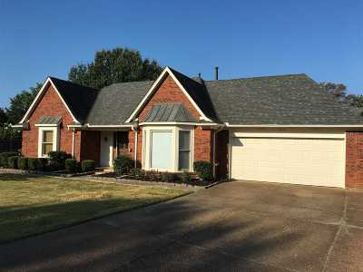 Memphis Single Family Home For Sale: 2021 W Cannon