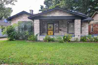 Cooper, Cooper Young Single Family Home For Sale: 1043 Bruce