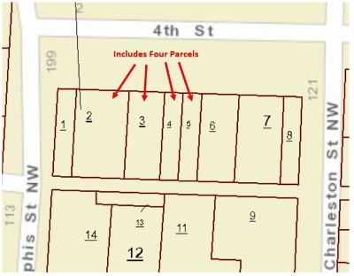 Moscow Residential Lots & Land For Sale: Fourth