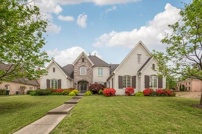 Collierville Single Family Home For Sale: 1240 E Bray Park