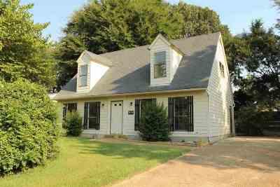 Collierville Rental For Rent: 582 Jeffrey