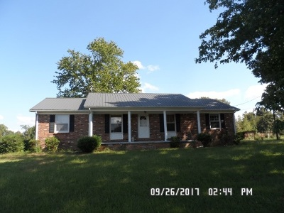 Savannah TN Single Family Home For Sale: $139,900