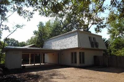 Memphis Single Family Home For Sale: 3367 Clarke