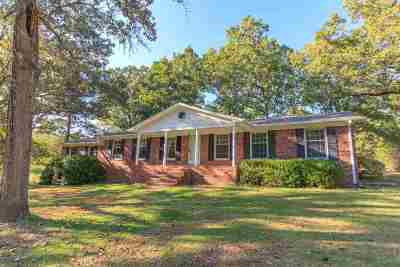Selmer Single Family Home For Sale: 336 Cox