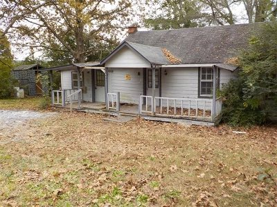 Morris Chapel TN Single Family Home For Sale: $16,900