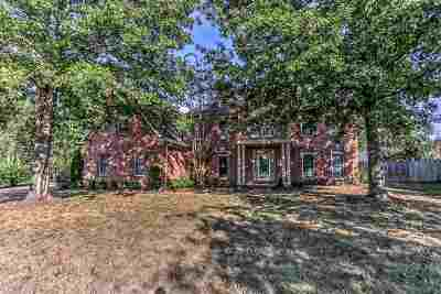 Collierville Single Family Home For Sale: 1740 Roseberry