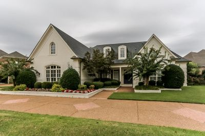 Collierville Single Family Home For Sale: 10228 W Shrewsbury