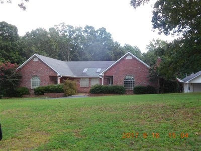 Corinth MS Single Family Home For Sale: $220,000
