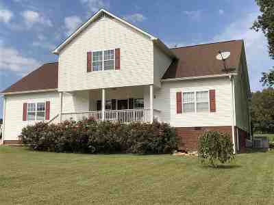 Savannah Single Family Home For Sale: 155 Titan