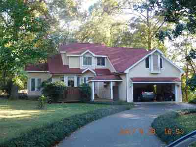 Savannah TN Single Family Home For Sale: $194,500