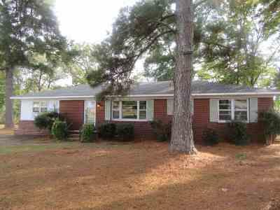 Savannah Single Family Home For Sale: 36 Bunn