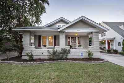 Cooper, Cooper Young Single Family Home For Sale: 2240 Nelson