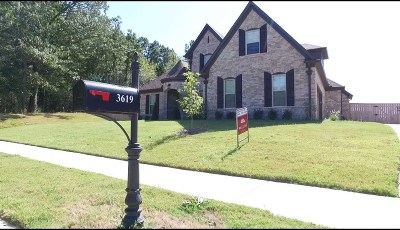 Bartlett Single Family Home For Sale: 3619 Brunswick