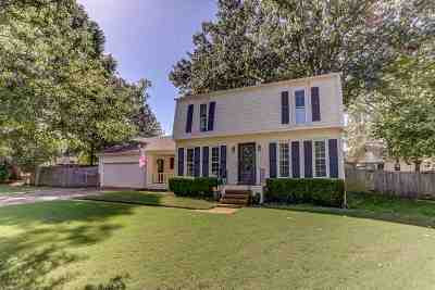 Collierville Single Family Home For Sale: 647 Wheatly
