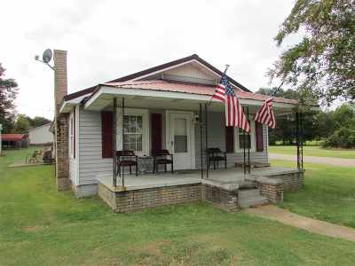 Adamsville Single Family Home For Sale: 241 N Maple