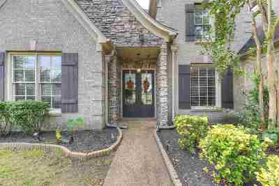 Cordova Single Family Home For Sale: 10485 Pisgah Forest