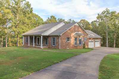 Selmer Single Family Home For Sale: 210 Pecan