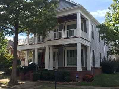 Cordova Single Family Home For Sale: 1219 Chapel Park