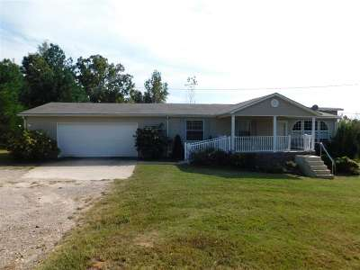 Adamsville Single Family Home For Sale: 835 Meeks