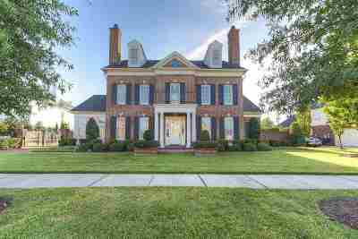 Germantown Single Family Home For Sale: 1774 Enclave Green
