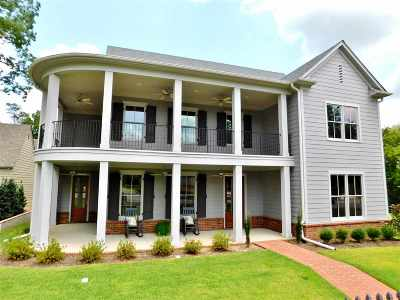 Collierville Single Family Home For Sale: 328 Washington
