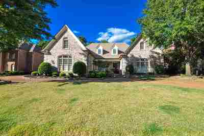 Collierville Single Family Home For Sale: 10060 Avent Ridge