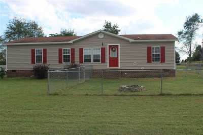 Tipton County Single Family Home For Sale: 2293 Robert Johnson